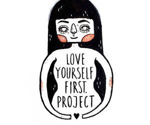 first, project, and yourself image