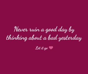 bad day, quote, and think image