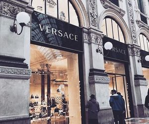 Versace and luxury image