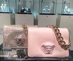 Versace, bag, and luxury image