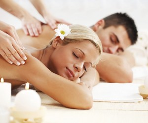 spa and body massage image
