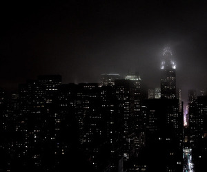 city and Gotham image