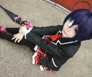 anime, cosplay, and kawaii image