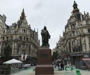 travel, antwerp, and belgium image