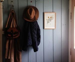 vintage, hat, and hipster image
