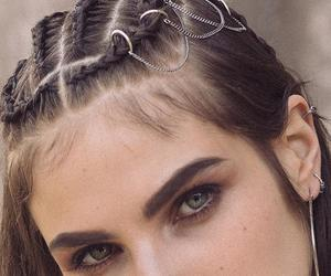 accessories, beautiful, and braids image