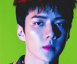 sehun, exo, and power image