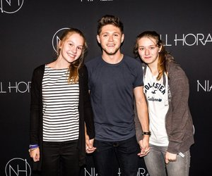 fans, liam payne, and niall horan image