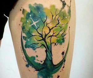 tree tattoo image