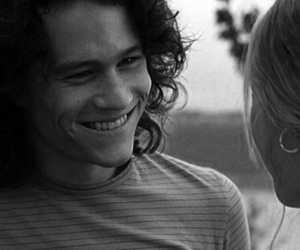 10 things i hate about you and blackandwhite image