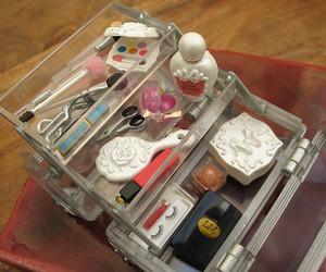 barbie, makeup, and miniature image