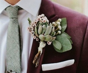 wedding and suit image