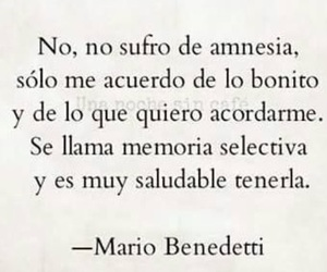 frases, tumblr, and benedetti image