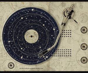 gif, music, and stars image