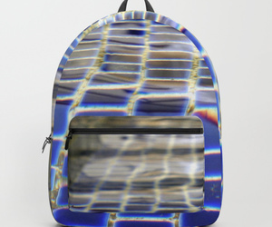 abstract, shopping, and backpacks image
