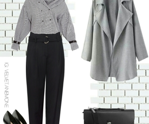 Polyvore, powerful woman, and businesswoman image