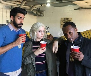 izombie and rose mciver image