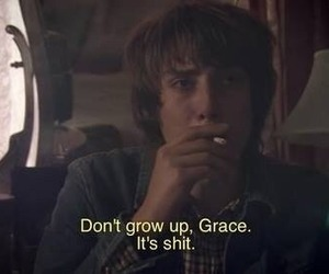 skins, grunge, and grace image