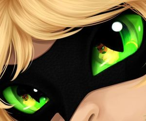 eyes, fanart, and ladybug image