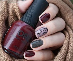 color and nail image