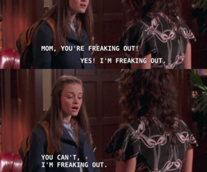 funny, gilmore, and gilmore girls image