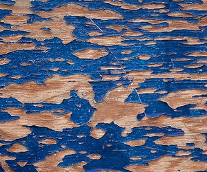 blue, peeled, and texture image