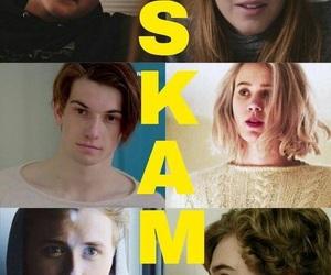 skam, love, and noora image