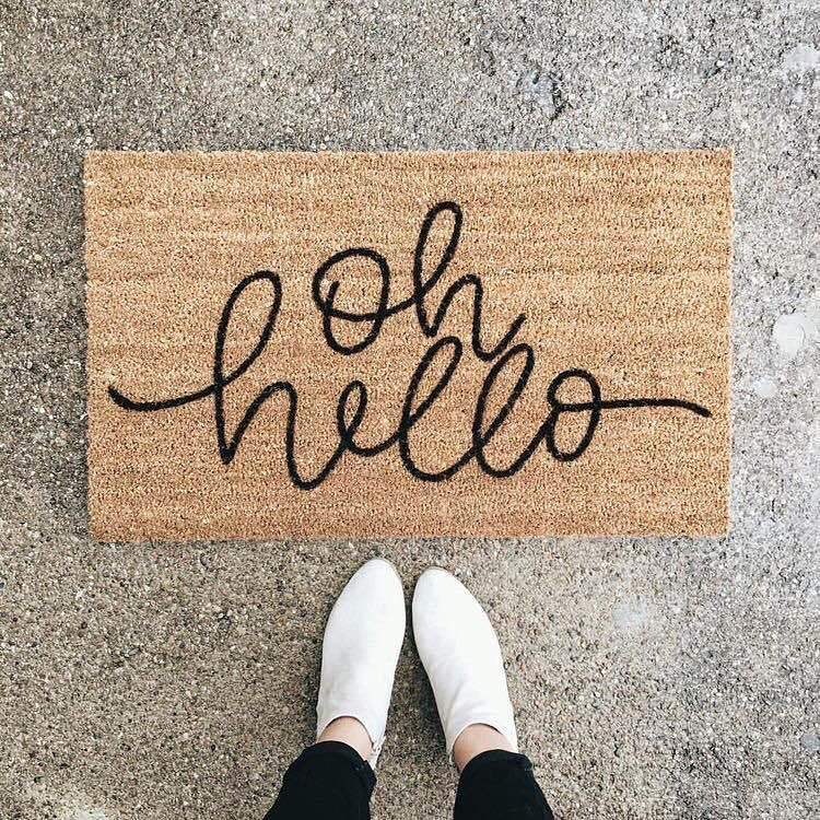 hello and shoes image