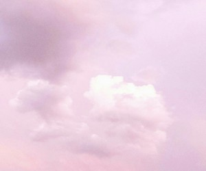aesthetic, beautiful, and cloud image
