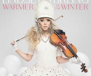 album, christmas, and violin image