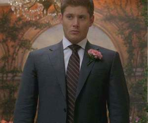 spn, supernatural, and deanwinchester image