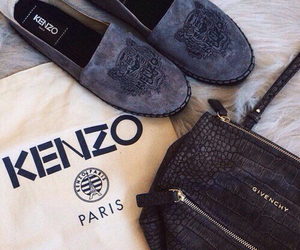 fashion, Kenzo, and shoes image