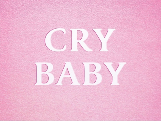 melanie martinez, pink, and cry baby image