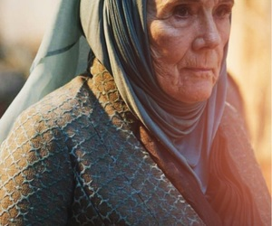 lady, thug life, and olenna image