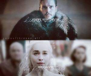 blonde, his queen, and every image