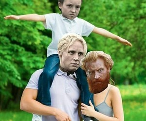 funny, tormund, and brienne image