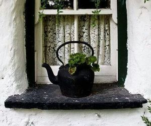 photography, teapot, and rustic image