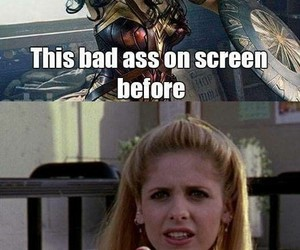 btvs, fun, and funny image