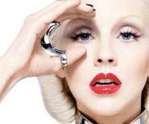 album, bionic, and singer image