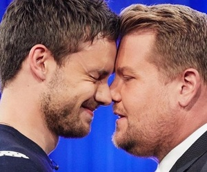 james corden and liam payne image