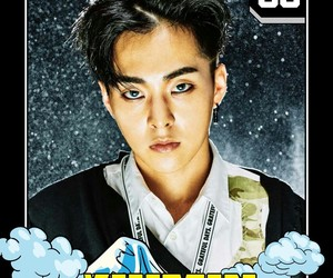 exo, xiumin, and power image