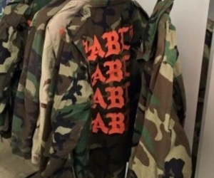 camo, camouflage, and clothing image
