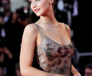 beautiful, Jennifer Lawrence, and blonde image