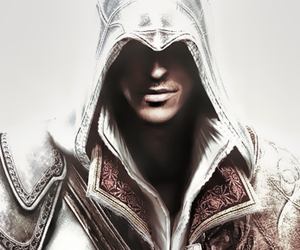 games, assassin's creed, and ezio auditore image