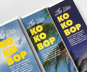 album, exo, and kokobop image