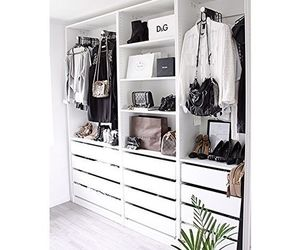 closet, home, and interior image