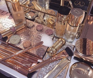 Brushes, ysl makeup, and beauty blog image