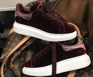 shoes, sneakers, and Alexander McQueen image