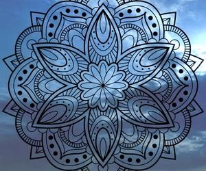 art, flower, and beautiful image