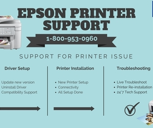 party, technical, and epson printer support image
